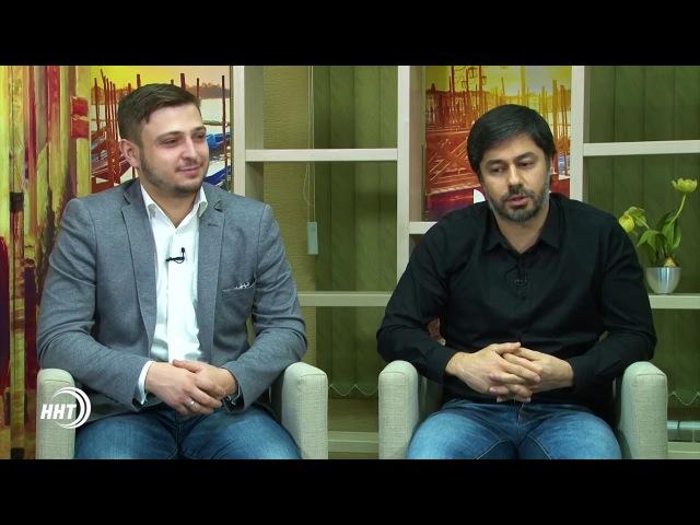 Руслан Рузанов и Магомед Штанчаев в гостях передачи День за днем на канале ННТ