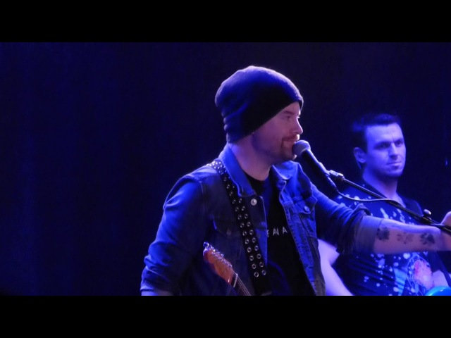 David Cook - Come Back to Me - Le Poisson Rouge NYC - 2018-02-22