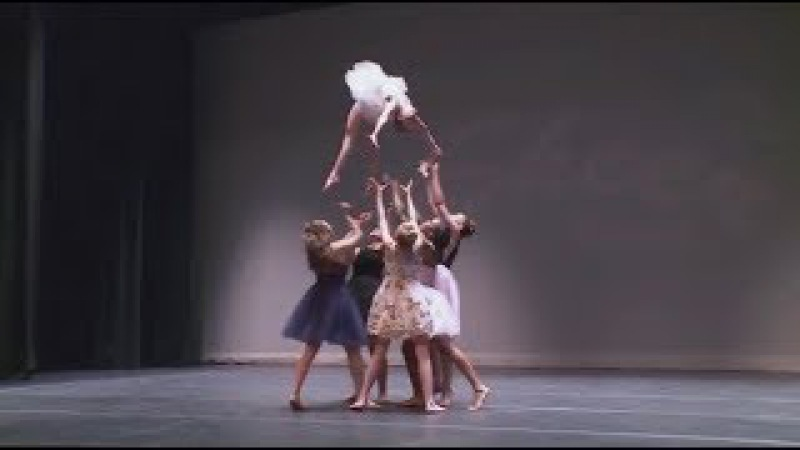 Dance Moms - Contagious Group Dance