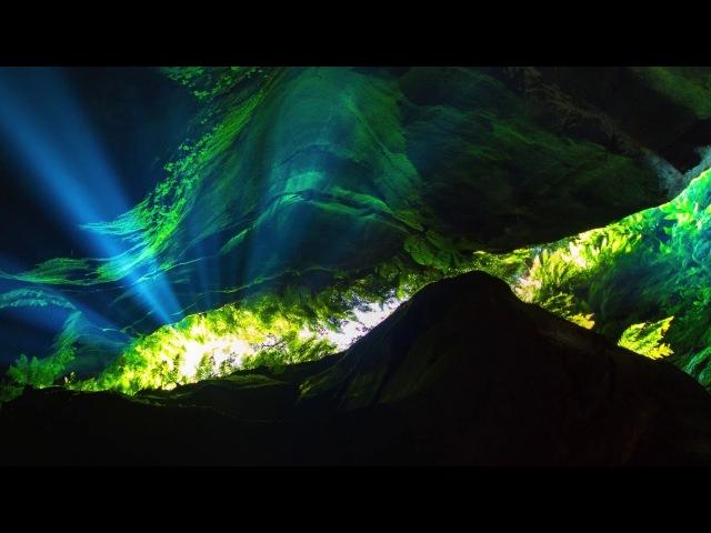 Скрытый каньон в Голубых Горах, Австралия