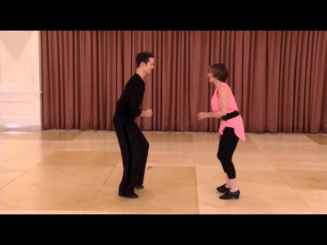 International Jive Technique by Shirley Ballas