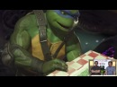 2 часа геймплея Injustice 2 Teenage Mutant Ninja Turtles DLC
