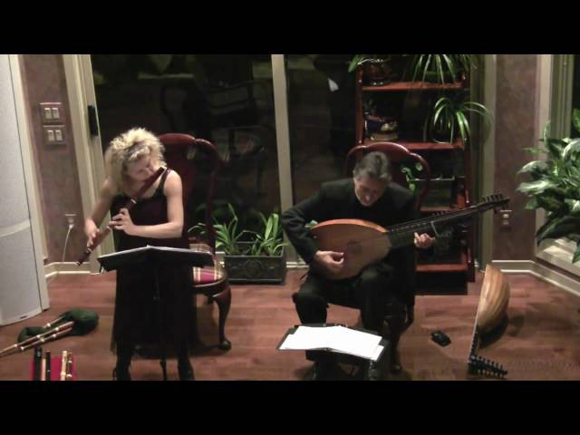Sonata in G Major for Flute and Continuo by Handel