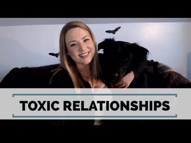 SIGNS of TOXIC RELATIONSHIPS