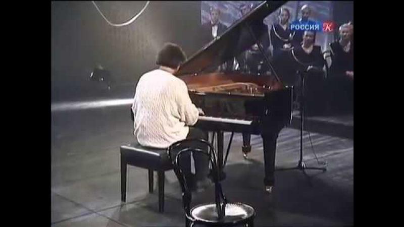 А. Рыбников исполняет музыку (Через тернии к звёздам 1980)