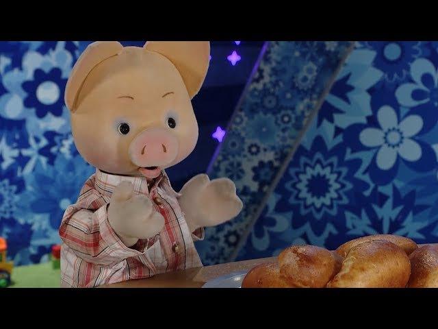 СПОКОЙНОЙ НОЧИ, МАЛЫШИ! - Пирожки на тарелке - Добрые мультфильмы (Кротик и Панда)