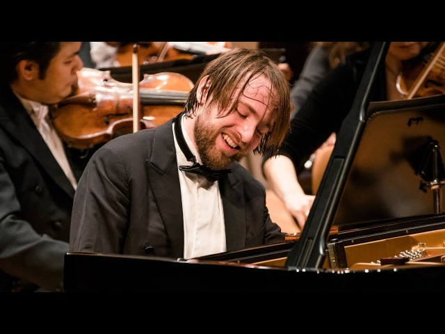 Schumann Piano Concerto Trifonov · Jansons · Berliner Philharmoniker