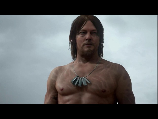 Kojima Productions' Death Stranding Reveal Trailer - E3 2016