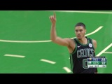 Boston Celtics в Instagram: «Tatum fakes the shot and finds Theis for the slam! 🏀»