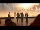 Avant-Première Le Labyrinthe : Le Remède Mortel à Paris/ Dylan O'Brien, Thomas Brodie-Sangster...