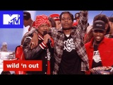 A$AP Rocky &amp the Mob Return and Justina Valentine Bars Out Wild 'N Out #Wildstyle