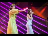 Таджикистан: Сати Казанова и Амаль Хафизова – «Радость, Привет»