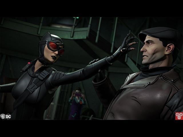ПОЯВЛЕНИЕ ЖЕНЩИНЫ КОШКИ - Batman: The Enemy Within - ОНА ТОЖЕ В БАНДЕ?? - Прохождение 7