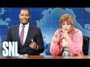 Weekend Update: Cathy Anne on Al Franken - SNL