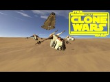 X3AP Star Wars Mod The Clone Wars  - Episode 5 The Ghost Ship!