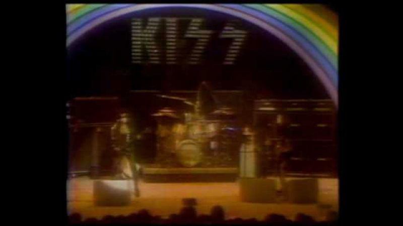 Kiss - Kissin' Time Video