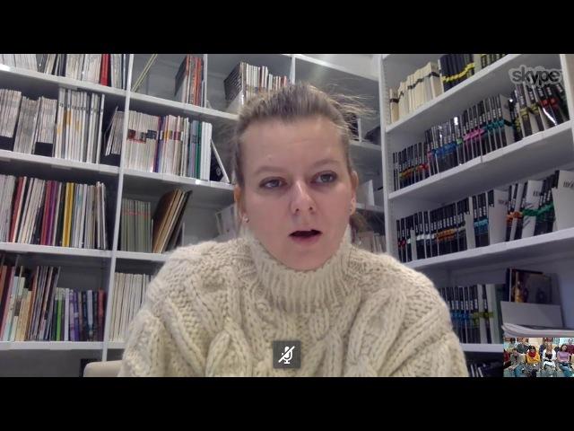 Екатерина Иноземцева (Музей GARAGE) - Об институциональном курировании