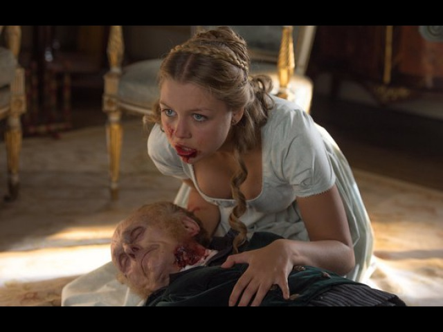 Видео к фильму «Гордость и предубеждение и зомби» (2015): Трейлер №2 (дублированный)