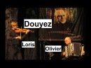 Дуэт из Бельгии в Новосибирске Olivier Douyez (accordéon)- Loris Douyez (violon)