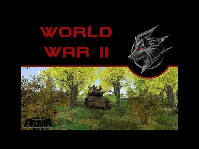 ArmA 3 I WOLFRAM I WW2 Tarawa Invasion (2й отыгрыш)