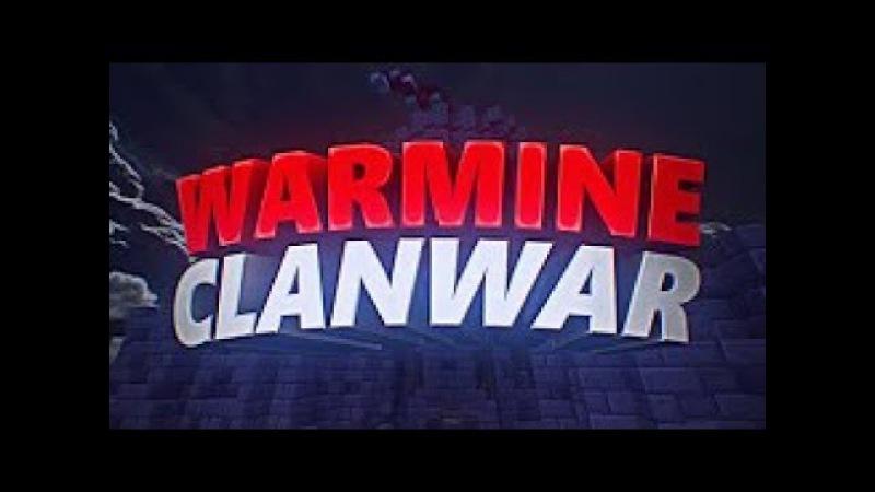WarMine ClanWar | Нападение на клан Bratstvo