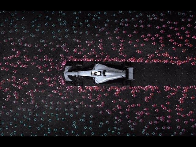 Как работает аэродинамика в Формуле 1. Что такое «грязный воздух» » Freewka.com - Смотреть онлайн в хорощем качестве