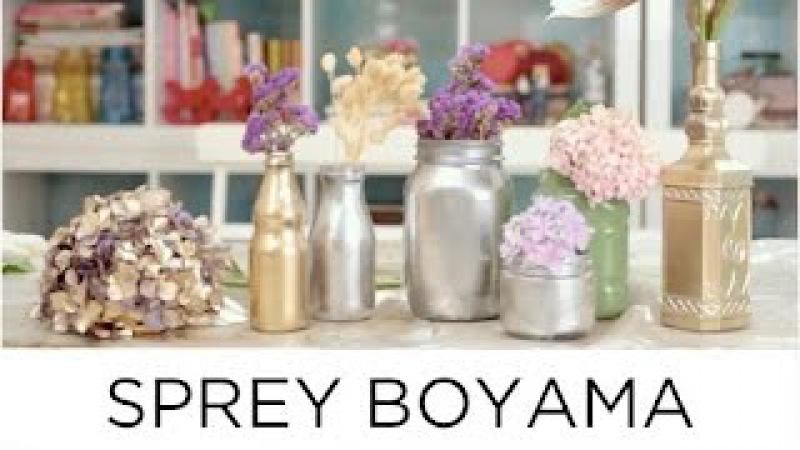 Ferhan ile Sprey Boyama   Derya Baykal