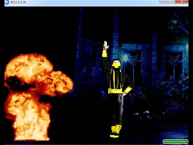 Mk.Stories of fighters the past portals Cyrax Humiliation