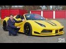 This Novitec N Largo is a Crazy Ferrari 488 Spider FIRST LOOK