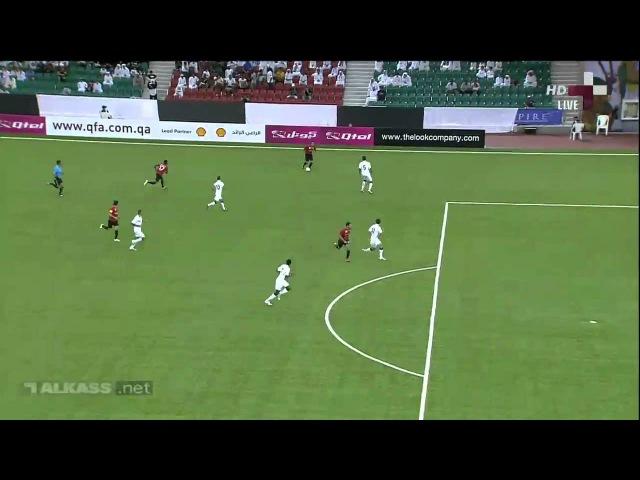Аль-Садд 0-1 Аль-Райан. Кубок Шейха Яссима 2012. Финал
