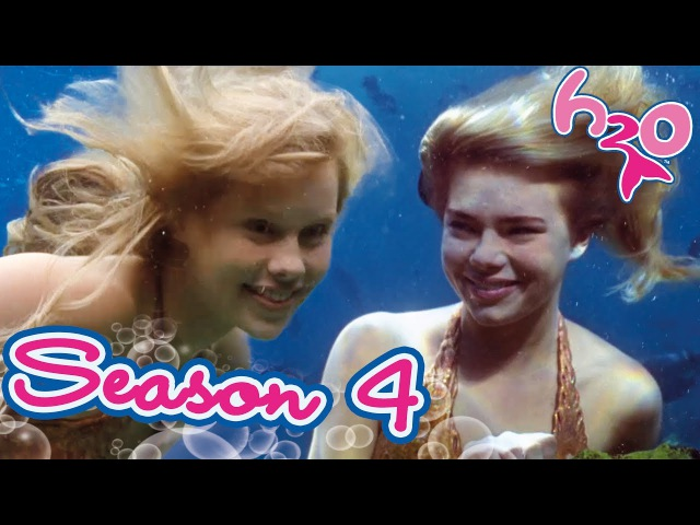 What H2O: Just Add Water SEASON 4 might look like ❤