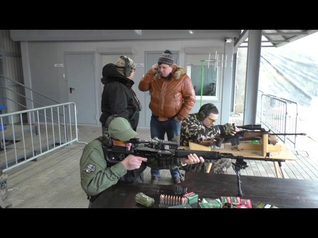 Выезд Братьев по оружию 04 01 18г