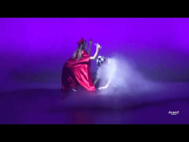 La mécanique du coeur Suite et fin - École de danse Martine Wolff.