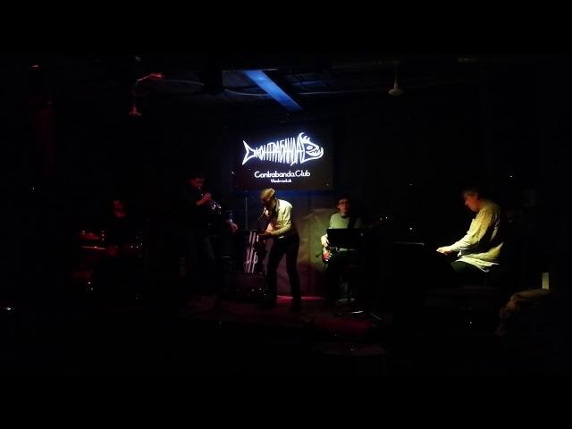 Jazz jam джаз-джем в Contrabanda.club 01.03.2018
