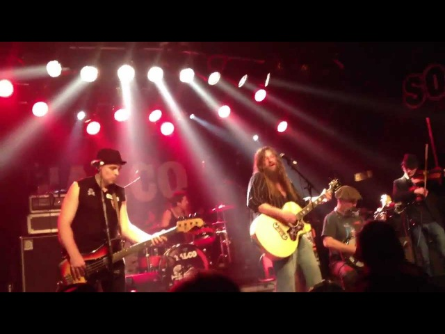 Boozemen Acoustic Jam - Don`t Shoot! (Live at SO36, Berlin 02182012)