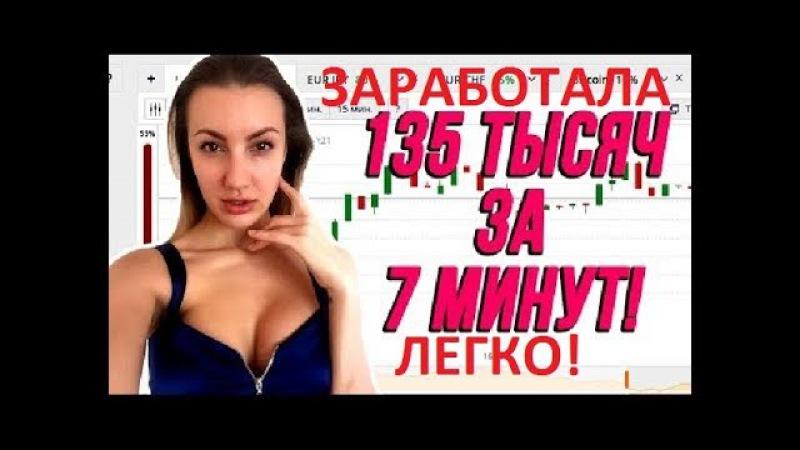 Как заработать деньги на бинарных опционах Лучшая стратегия Заработок в интерн ...