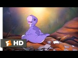 The Land Before Time (110) Movie CLIP - Littlefoot is Born (1988) HD
