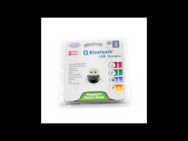 Посылка №36 Goojodoq мини USB адаптер Bluetooth V 2 0 Dual Mode беспроводной USB Dongle V2 0