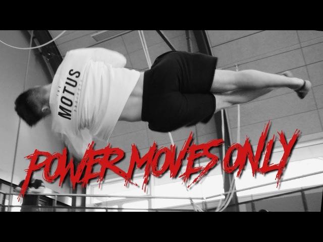 Power Moves Only | Ollerup Winter Jam 2018