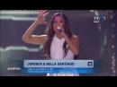 Jukebox feat Bella Santiago - Auzi cum bate Finala Eurovision România 2018