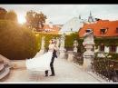 Свадьба в Праге во Вртбовском Саду Организация свадьбы за границей
