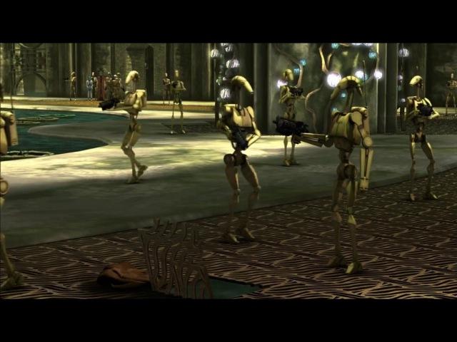 Понял-понял - боевые дроиды B1 (Звёздные войны)