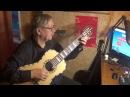 00025 П. Азанчеев Лирический вальс 7 стр. гитара исп. О.Лукьянчиков