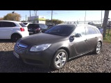 2009 Opel Insignia Estate. Start Up, Engine, and In Depth Tour.