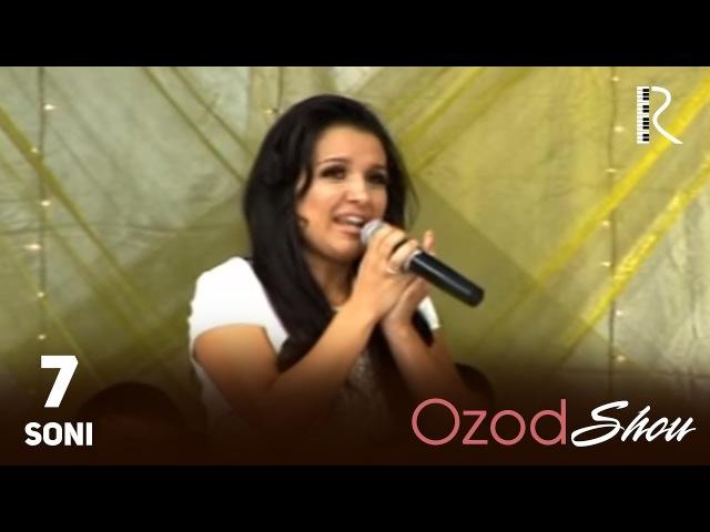 MUVAD VIDEO - Ozod SHOU 7-soni | Озод ШОУ 7-сони