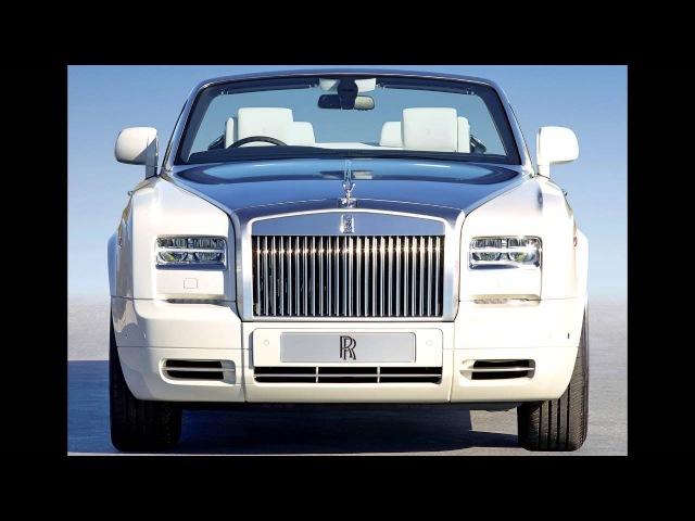 Rolls Royce Phantom Drophead Coupe UK spec '2012