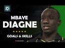 Mbaye Diagne Ujpest FC Goals Skills HD