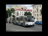 Поездка на троллейбусе БКМ-213,борт.№ 5331