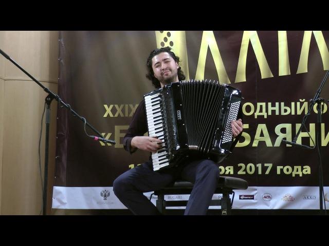 Никита Власов И С Бах Хорошо темперированный клавир том I Прелюдия Си бемоль