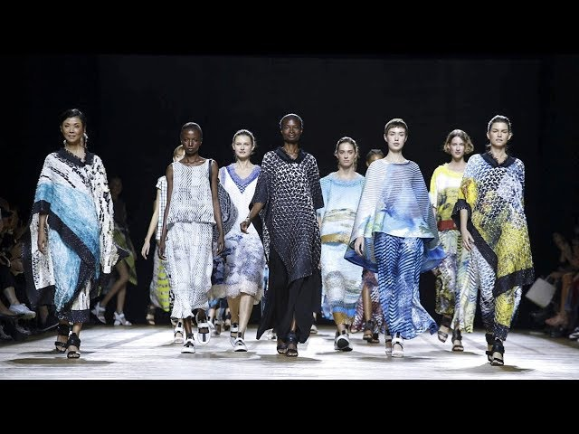Issey Miyake Spring Summer 2018 Full Fashion Show Exclusive